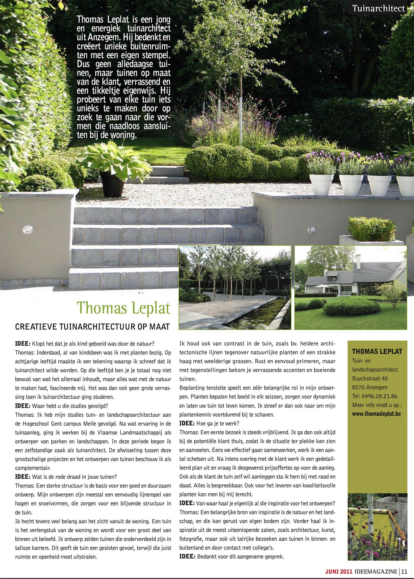 Idee Magazine